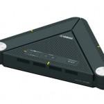 USB Tischmikrofon mit Lautsprecher