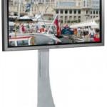 AX1200P Standfuß für Bildschirm