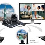 AVer HVC 330 Videokonferenzsystem inkl. 4 Wege Multipunkt MCU