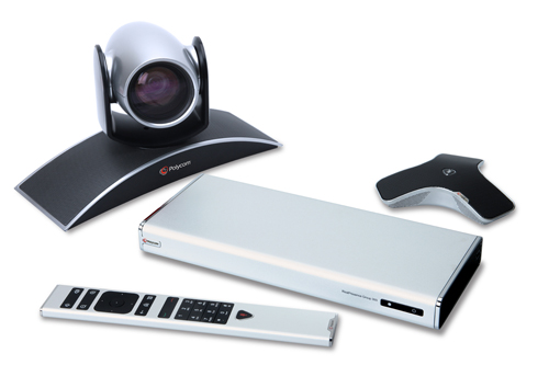 Polycom Group Serie Videokonferenz Systeme vom Fachhandel