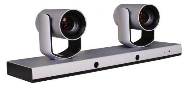 Sprecher Verfolgung durch Speaker Tracking Kamera