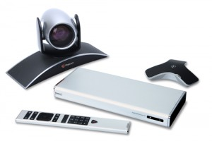 Polycom Group 300 Bundle Videokonferenzsysteme